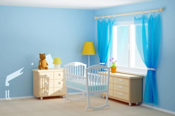 Do pokoju dziecięcego
