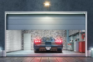 Do garażu